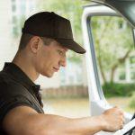 Distributie chauffeur B rijbewijs